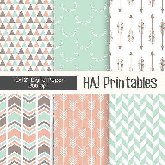 37 besten printable paper bilder auf pinterest muster kostenlose druckvorlagen und ausdrucken. Black Bedroom Furniture Sets. Home Design Ideas