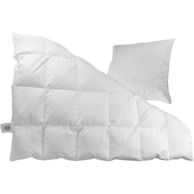 Baby Bettdecke Kissen Set Basic Kunstfaser 80 X 80 Cm Un