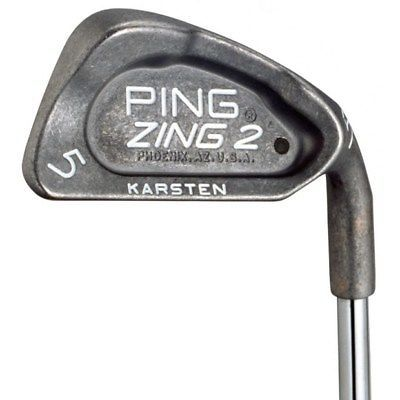 PING ZING 2 52 SAND WEDGE STIFF GRAPHITE RED DOT
