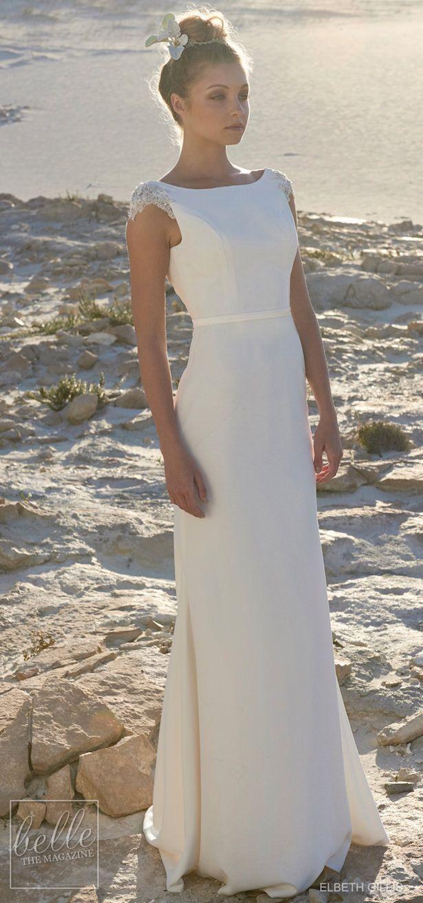 Elbeth Gillis 2019 Wedding Dresses Luminescence Bridal Collection