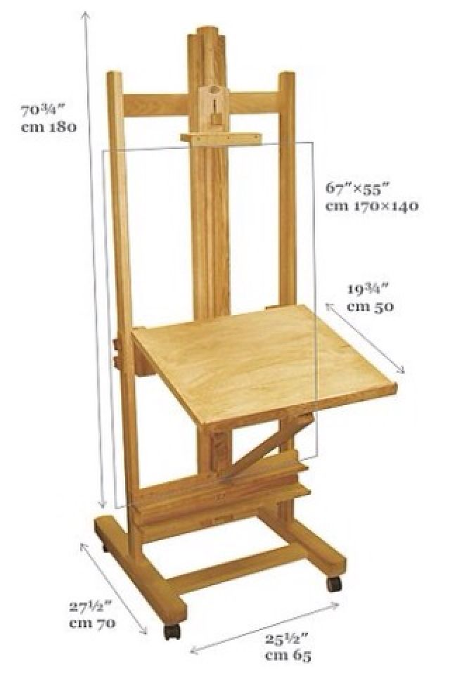 45 best Мольберт, easel images on Pinterest | Easels, Woodworking ...