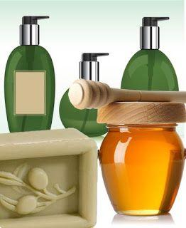 Minute Tips - Φυσικές Συνταγές & Απλές Συμβουλές: Υγρό αντισηπτικό σαπούνι με μέλι και ελαιόλαδο