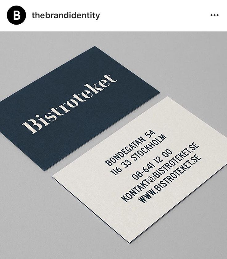 60 best Business Cards images on Pinterest | Book, Brand identity ...