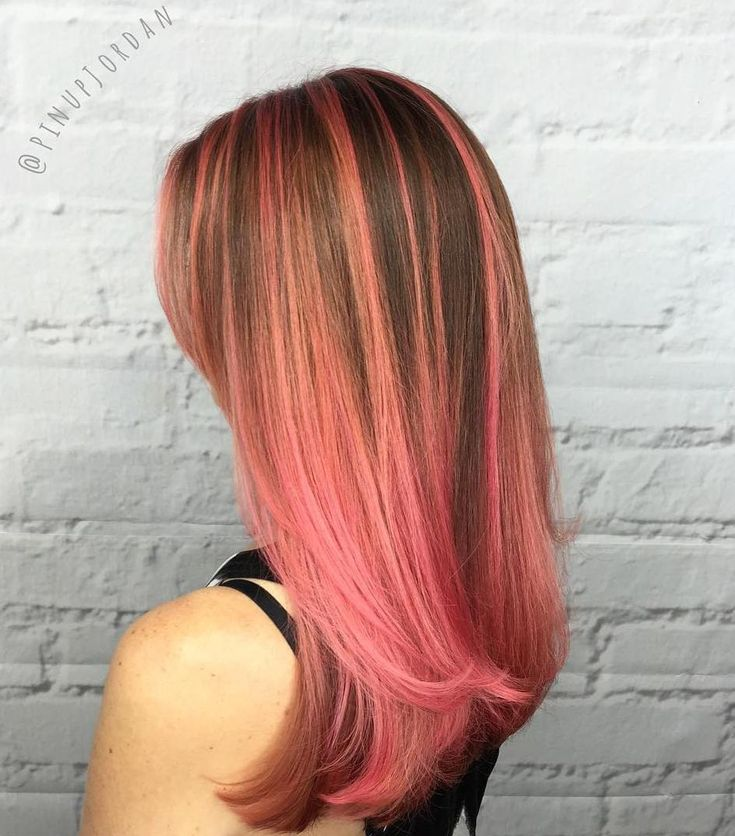fancy hair styles 40 best pink hair images on colourful hair 2837