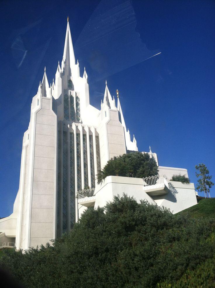 San Diego temple ❤
