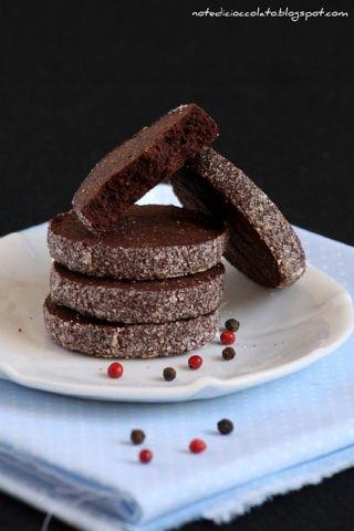 Cookies al pepe e cioccolato di M. Stewart: che peperino!