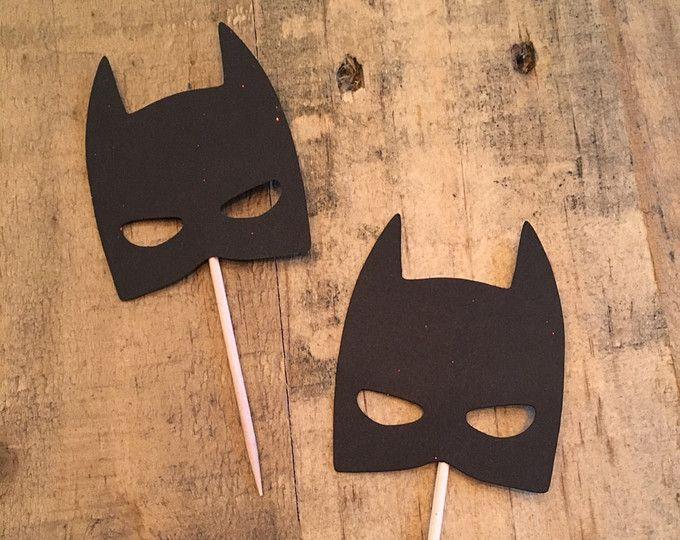 Batman Birthday Decorations Superhero Garlands Batman