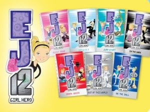 EJ12 Girl Hero series by Susannah McFarlane. What's not to love about Emma Jacks, a normal girl who has very ordinary fears, but is also a secret agent?
