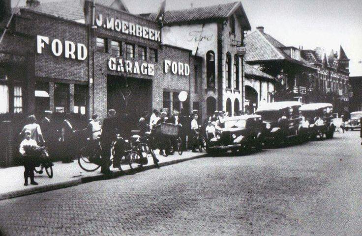 Ford garage Zwolseweg
