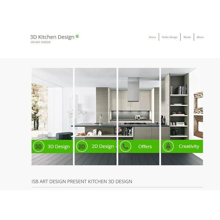 Kitchen Design Tool Online Online Kitchen Design Tool: 1000+ Ideas About 3d Kitchen Design On Pinterest