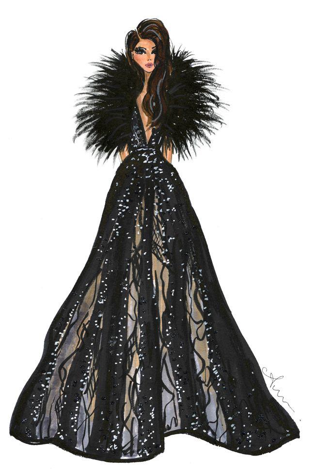 Elie Saab Spring 2015 Couture, by Anum Tariq
