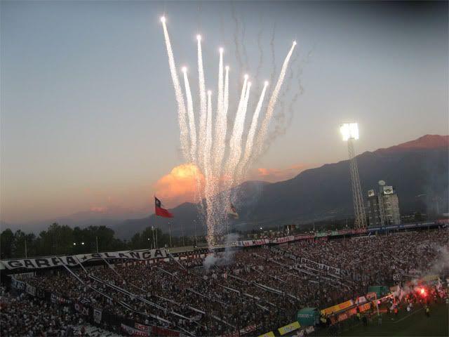 Colo-Colo Estadio Monumental