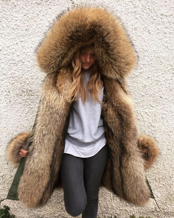 Special custom order p.o.a. BIG IS BETTER #parkajacket #furparka #arcticarmy