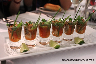 Bistro Avoca: Bloggers Dinner, Modern Australian, Randwick (29 Nov 2011)