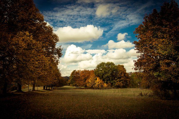 Herbststimmung am Frauenberg bei Eichstätt