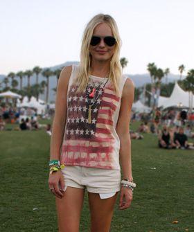 Kate Bosworth Coachella