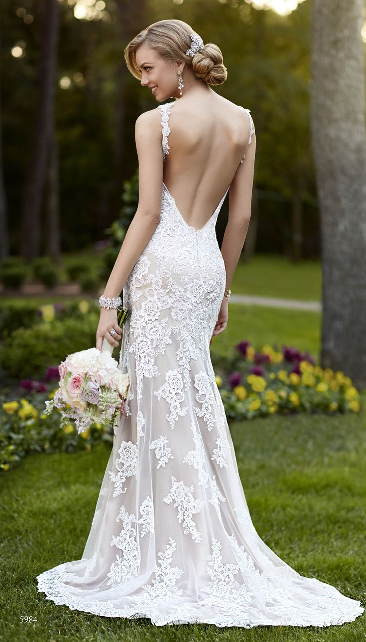 20025 best Wedding Dress Ideas images on Pinterest | Wedding frocks ...