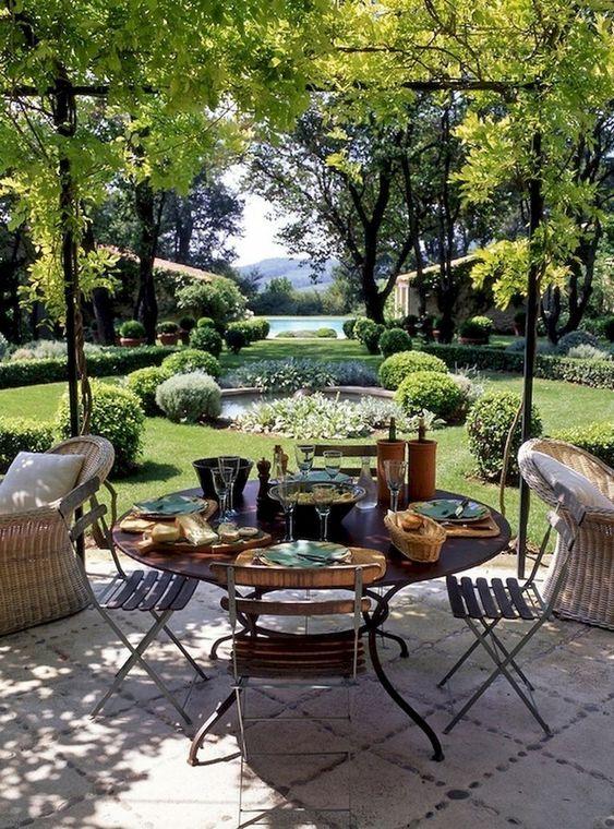 Amazingly Inspiring Backyard Dining Ideas to Copy …
