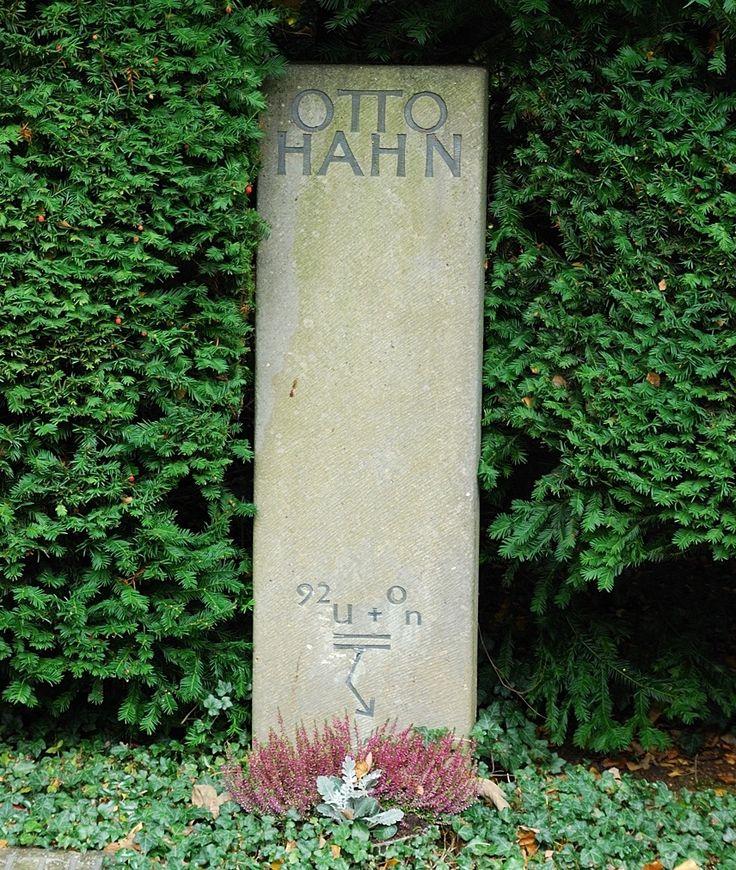 Otto Hahn's