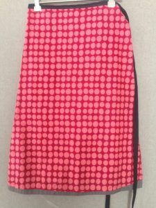 A fabulous four way skirt is a great solution for busy mums!