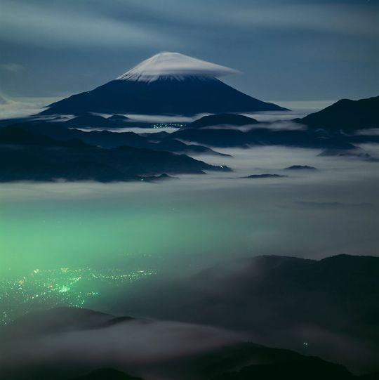 Le meraviglie del Monte Fuji di Yukio Ohyama