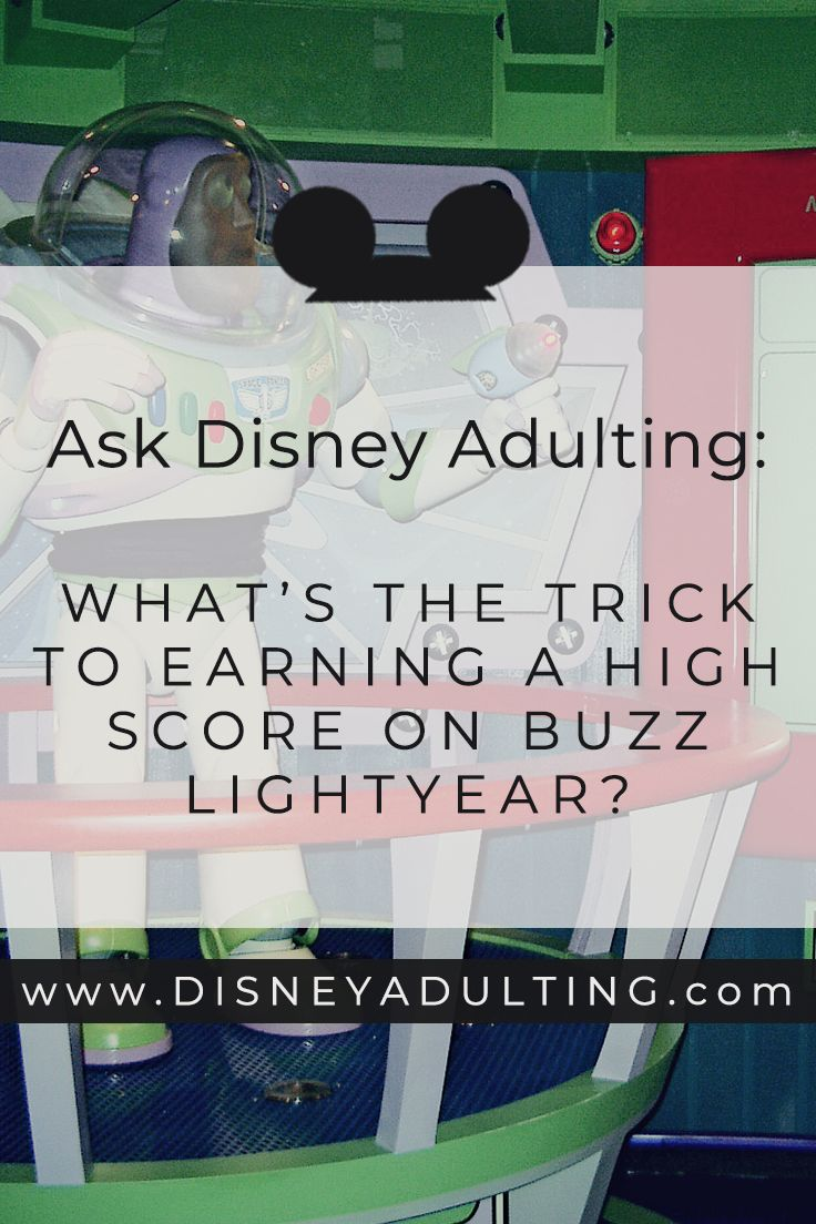 What's the Trick to Earning a High Score on Buzz Lightyear? |  Do you have what it takes to become a galactic hero? Discover the top 10 tips for earning a high score on Buzz Lightyear in Disneyland or Walt Disney World.