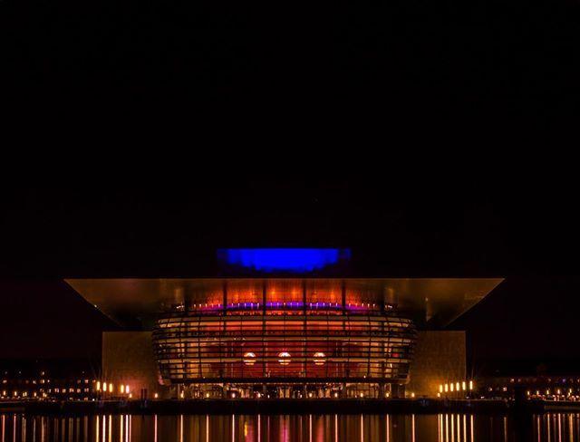 Operaen- Copenhagen Opera House #copenhagen #københavn #Denmark #operaen