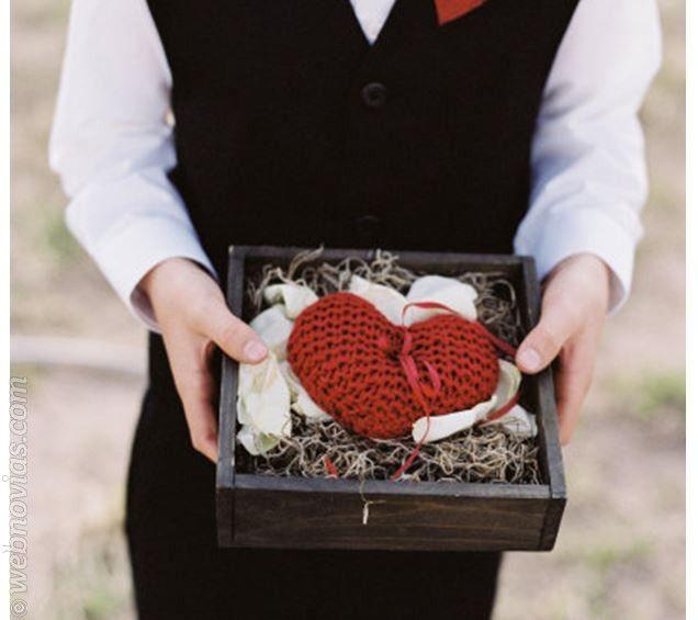 Ideas de #portaalianzas para vuestra #boda.