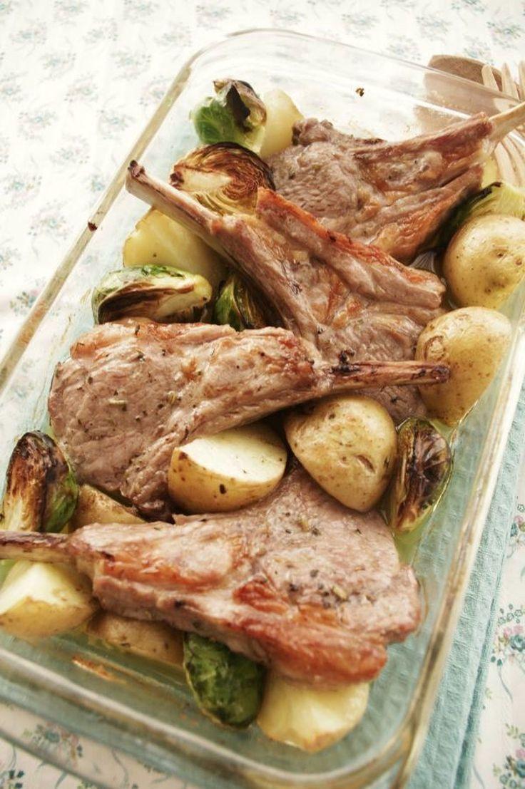 イタリア風ラム肉とじゃがいものトースター焼き by ヤミー | レシピサイト「Nadia | ナディア」プロの料理を無料で検索