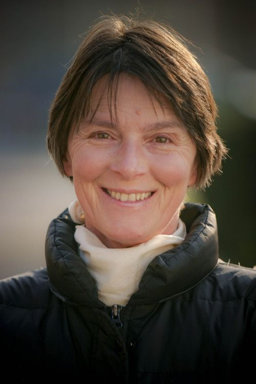 Susan Jameson - great character actor including New Tricks