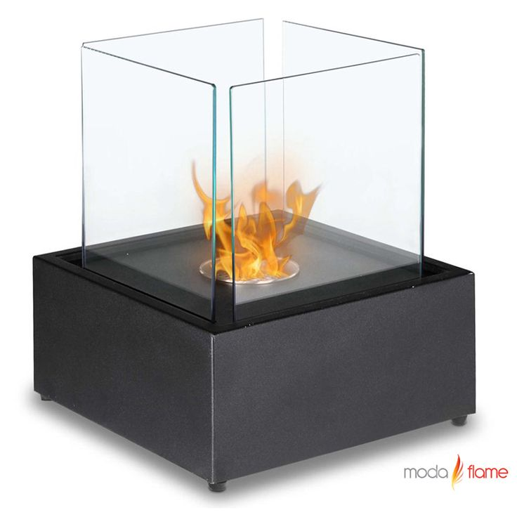 Moda Flame Sevilla Table Top Indoor Outdoor Ethanol Fireplace in Black - 17 Best Images About Table Top Bio-Ethanol Fireplace On Pinterest