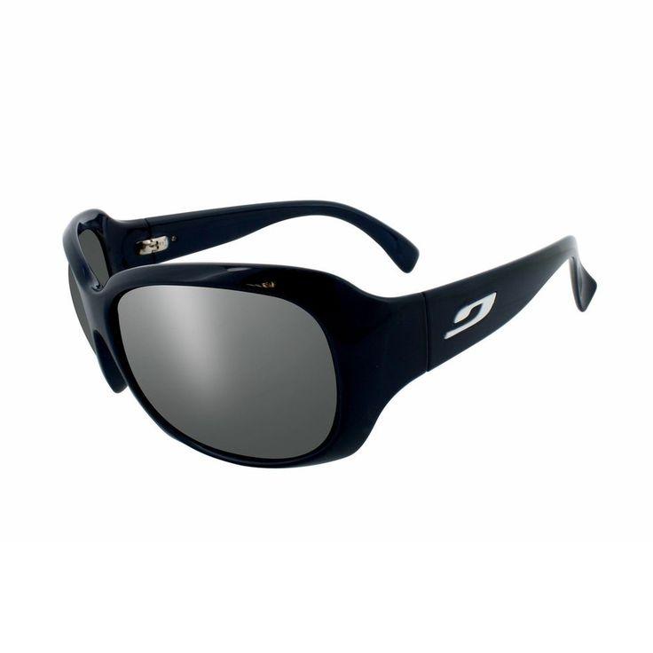 Julbo Bora Bora Sunglasses, Blue Frame with Gray Polarized Lenses,