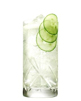 Hendrick's Gin and Tonic Cocktail Recipe - Hendrick's Gin