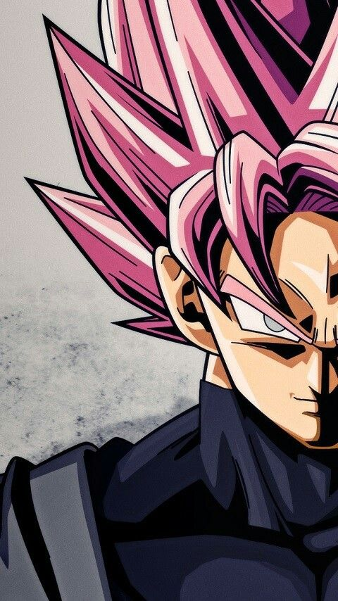 Perfect Goku Black art Super Saiyan Rose