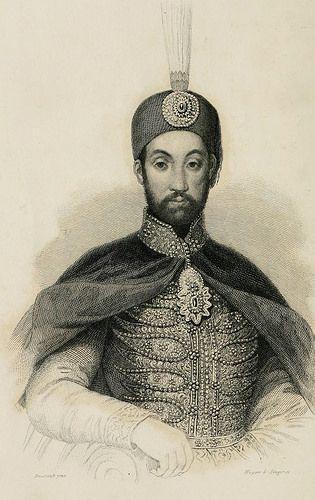 SULTAN ABDUL MEJID I Sultan ABdülmecid (29) | by OTTOMAN IMPERIAL ARCHIVES