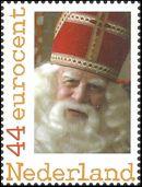 Postzegel - stamp Sinterklaas