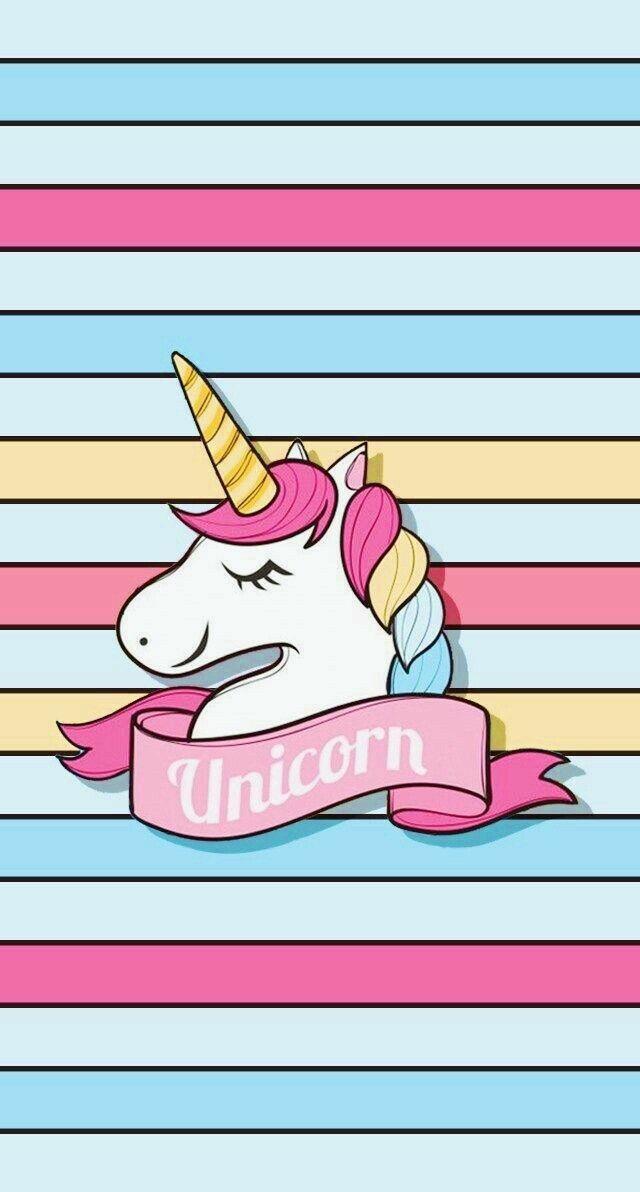 Pin Oleh Nurhana Azifah Di Unicorn Phone Wallpapers Unikorn Kuda Poni Kartun