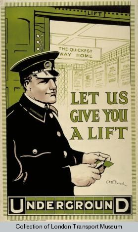 Poster 1983/4/184 - Poster and Artwork collection online from the London Transport Museum