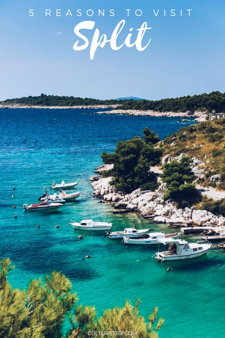 5 Reasons To Visit Split  Croatia In 2017