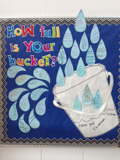 how full is your bucket pdf