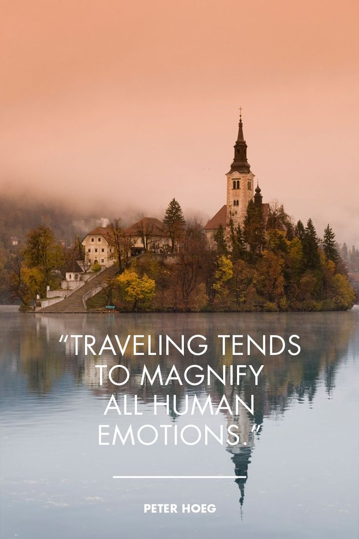 22 Best Travel Quotes To Inspire You To Book Your Next Vacation Now - ELLEDecor.com