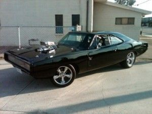 Vin Diesel Car Used On Fast And Furious Movie A1968 Dodge Charger R