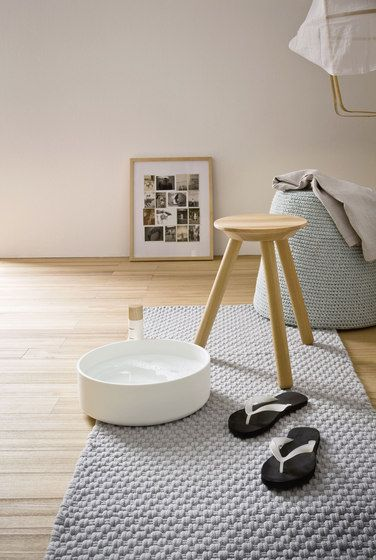 Stools-Benches | Bathroom furniture | Fonte Stool with basin. Check it on Architonic