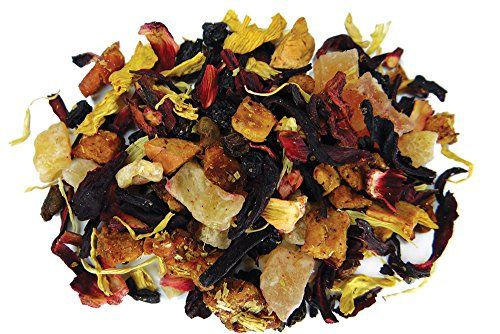 Turkish Apple Tisane  Loose Fruit Tea  Mango 16 Ounces  160 Cups *** Check this awesome product by going to the link at the image.