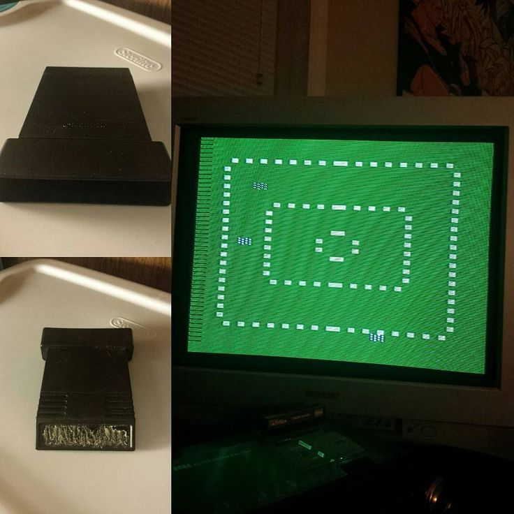 On instagram by jimmyjazznj #atari2600 #microhobbit (o) http://ift.tt/2pnT2dy anyone have any idea what game this is? Its for the #atari 2600.  Can not figure out how to play it or what it is. The shell says Mattel. #retrocollective #retrogaming #retrocollectiveus #retro #gaming #videogames #videogaming
