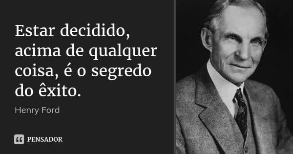 Henry Ford Poemas Frases E Citação