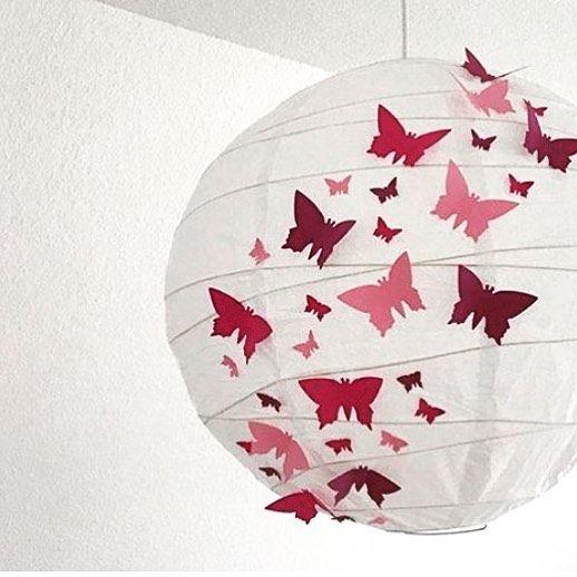 matschk che f r kinder selber basteln in nur 5 minuten diy bastelideen papierlampen ikea. Black Bedroom Furniture Sets. Home Design Ideas