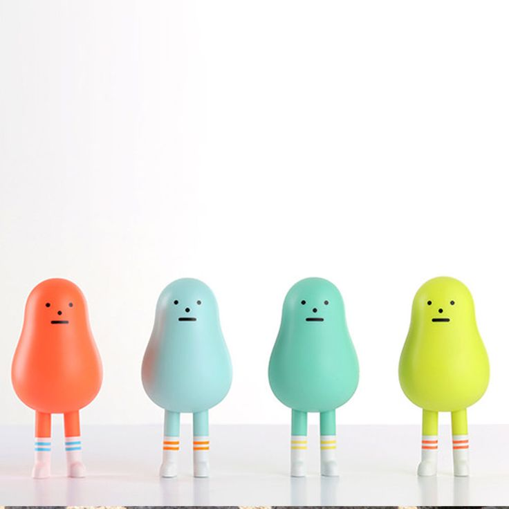 Korea Art Toy Brand Sticky Monster Lab SML KIBON Miniverson Figure B Series SET #StickyMonsterLab