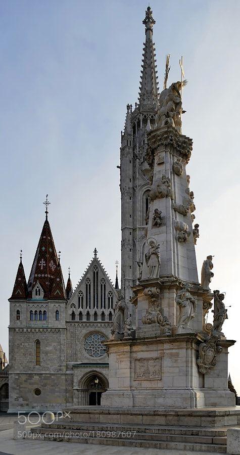 Budapest, Hungary by apicolone