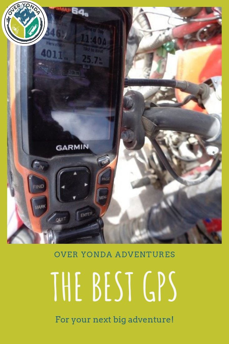 Best Adventure Motorcycle Gps With Images Adventure Adventure